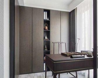 70平米中式风格书房装修案例