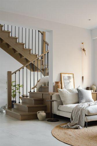 90平米现代简约风格楼梯间装修图片大全