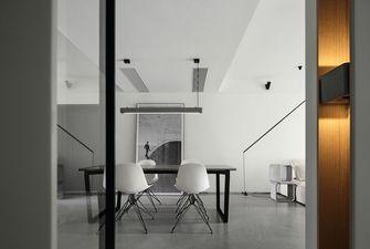 130平米三室两厅现代简约风格餐厅效果图