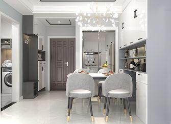 90平米三室两厅宜家风格餐厅装修效果图