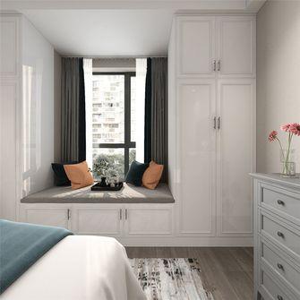 130平米三室两厅美式风格卧室装修效果图