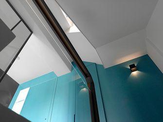 140平米复式现代简约风格楼梯设计图
