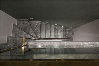 140平米三室两厅美式风格楼梯间装修效果图
