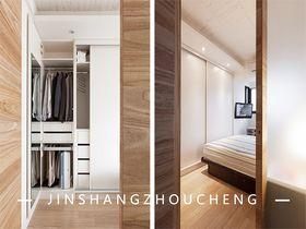 50平米公寓現代簡約風格臥室裝修圖片大全