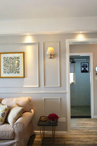 60平米一居室美式风格餐厅装修案例