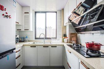 120平米三室一厅混搭风格厨房装修图片大全
