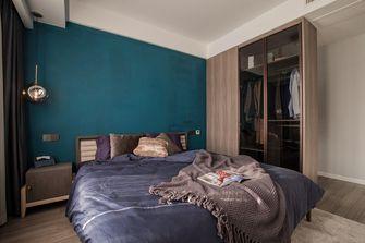 80平米三室两厅中式风格卧室设计图