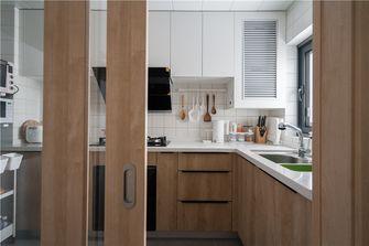 50平米一室一厅中式风格厨房设计图
