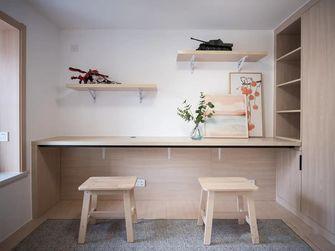 60平米日式风格书房欣赏图