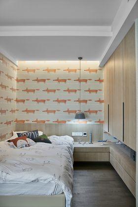 120平米三室兩廳現代簡約風格兒童房裝修效果圖