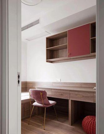 120平米三室一厅欧式风格书房装修效果图