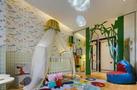 中式风格儿童房图片大全