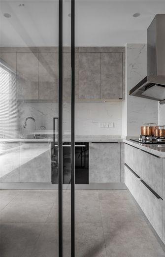 110平米混搭风格厨房装修案例