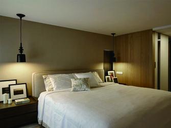 70平米一室两厅欧式风格卧室图