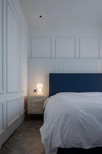 90平米公寓北欧风格卧室装修案例