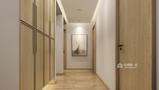 140平米四日式风格走廊图