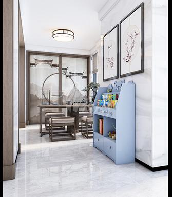 140平米四中式风格阳光房设计图