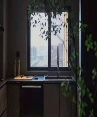 110平米三宜家风格厨房装修图片大全