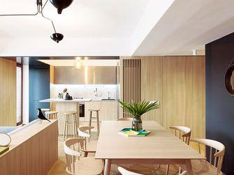 130平米四室一厅日式风格餐厅欣赏图