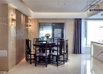 豪华型140平米四混搭风格餐厅图片