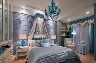 90平米地中海风格卧室欣赏图