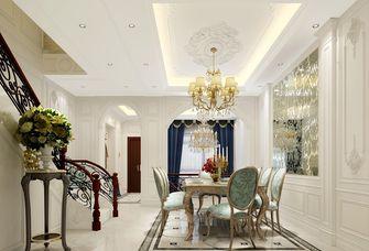 100平米三室一厅欧式风格餐厅图