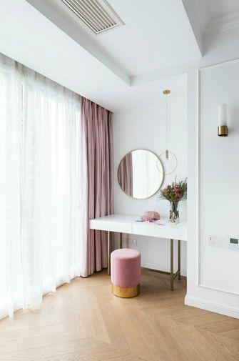 80平米北欧风格梳妆台设计图