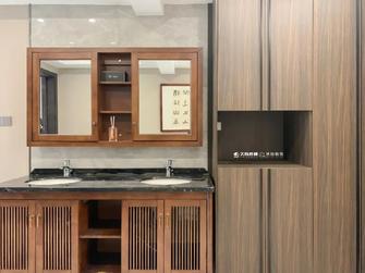10-15万140平米别墅中式风格卫生间装修效果图