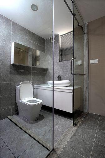90平米三中式风格卫生间装修效果图