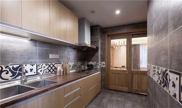 120平米三室两厅日式风格厨房图片大全