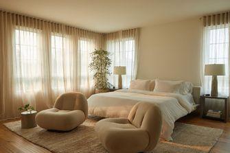 100平米三美式风格卧室图