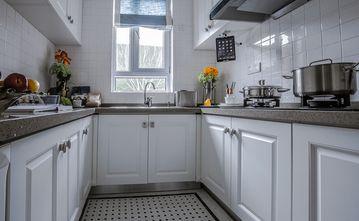 140平米四室一厅法式风格厨房欣赏图