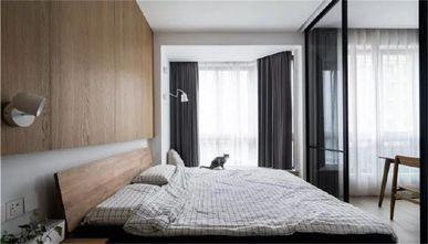 60平米一室一厅日式风格卧室图片大全