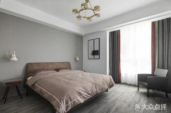 110平米三室两厅宜家风格卧室装修图片大全