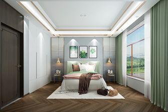 140平米四室两厅中式风格儿童房设计图