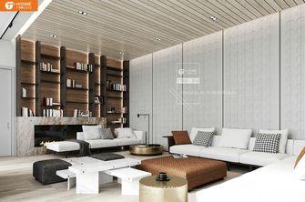 经济型140平米别墅现代简约风格客厅图片大全