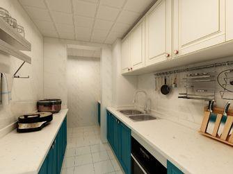 90平米东南亚风格厨房设计图