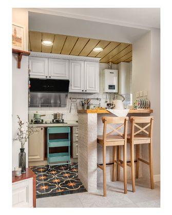 70平米田园风格厨房欣赏图