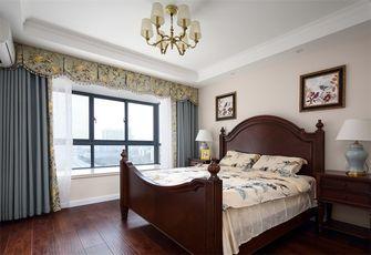 100平米三室两厅美式风格卧室图