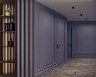 130平米四室两厅混搭风格走廊装修案例