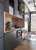 30平米以下超小户型宜家风格厨房装修案例
