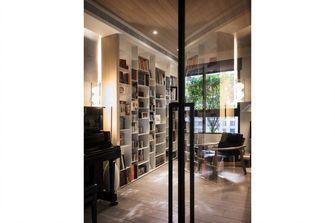 60平米一室两厅法式风格书房效果图