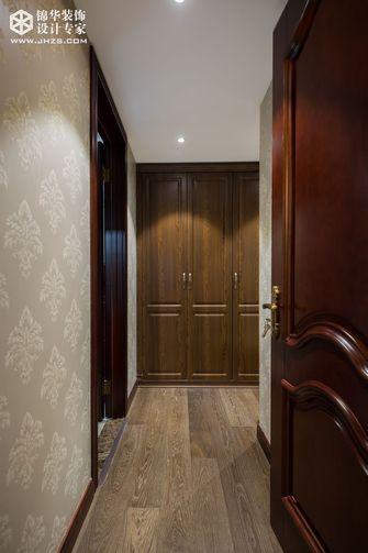 140平米四美式风格储藏室欣赏图