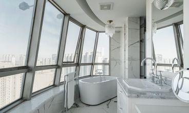 140平米四室四厅混搭风格卫生间图片