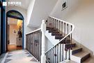 10-15万140平米复式地中海风格楼梯效果图