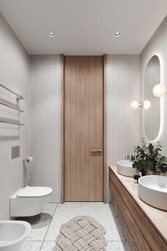 100平米一居室北欧风格卫生间欣赏图