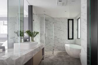 90平米现代简约风格卫生间装修案例