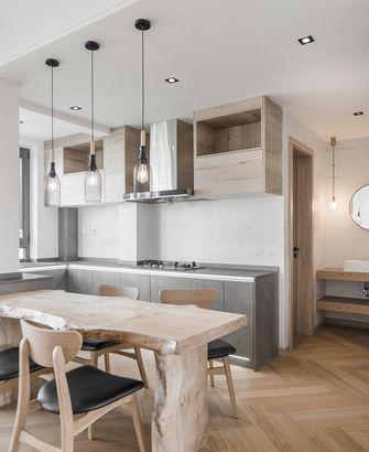 140平米四室两厅日式风格厨房图片大全