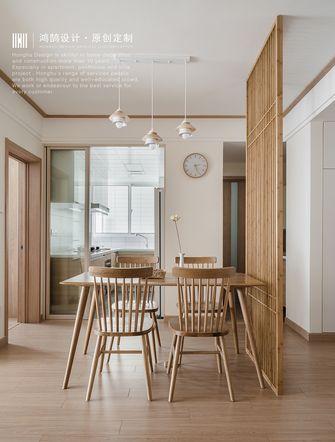 90平米日式风格餐厅欣赏图