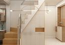 70平米日式风格楼梯间装修案例